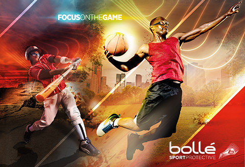 Live sports with BOLLÉ SPORTPROTECTIVE
